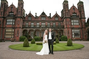 Capesthorne Hall Wedding Cars Cheshire