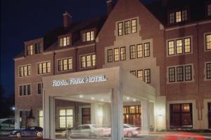 Park Royal Hotel Stretton Warrington Wedding Cars Cheshire